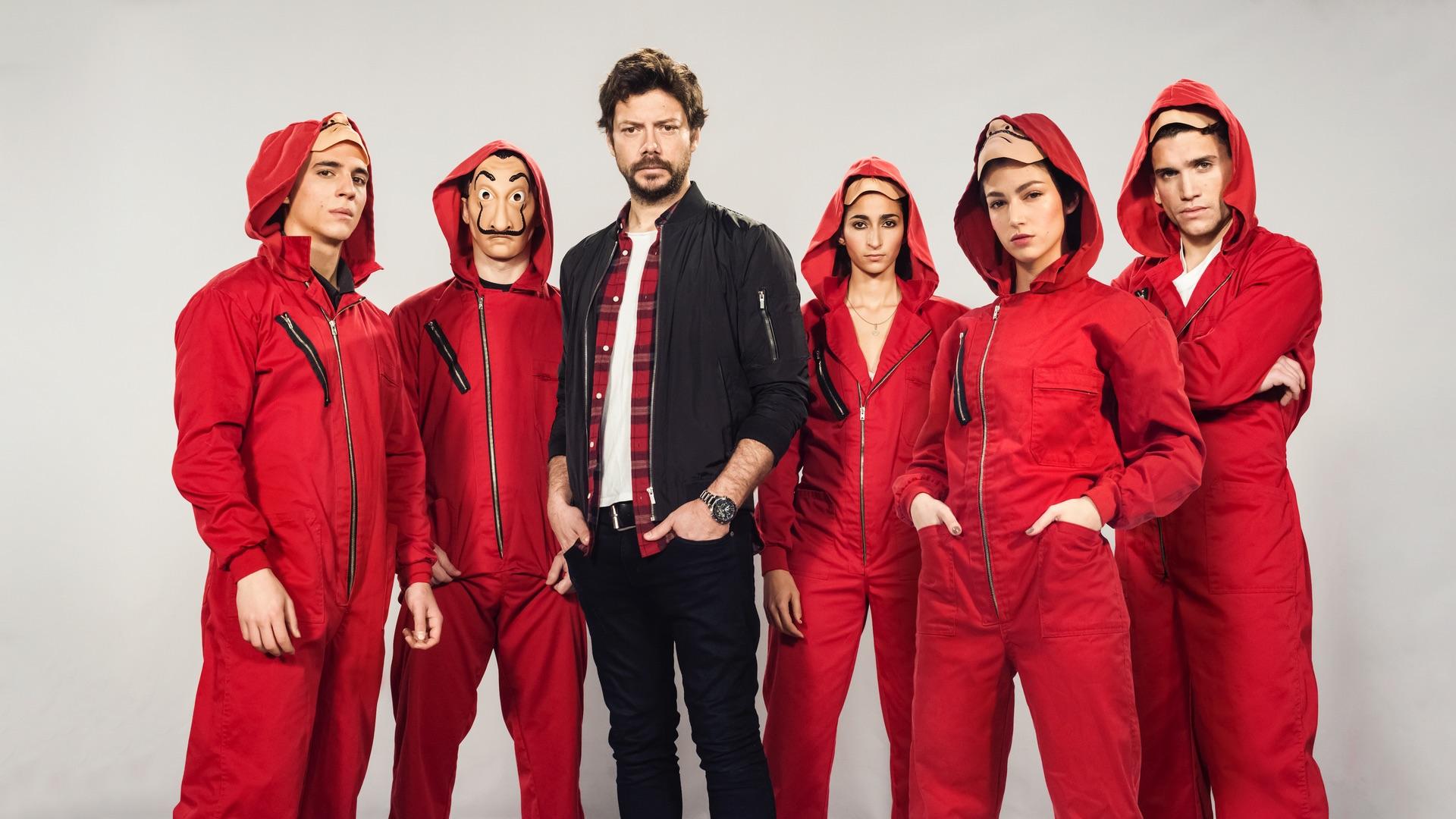 Netflix má další hit. Španělské krimi Money Heist se stalo druhým ...