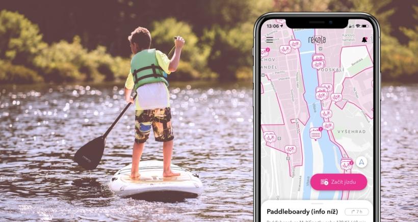 rekola-paddleboard