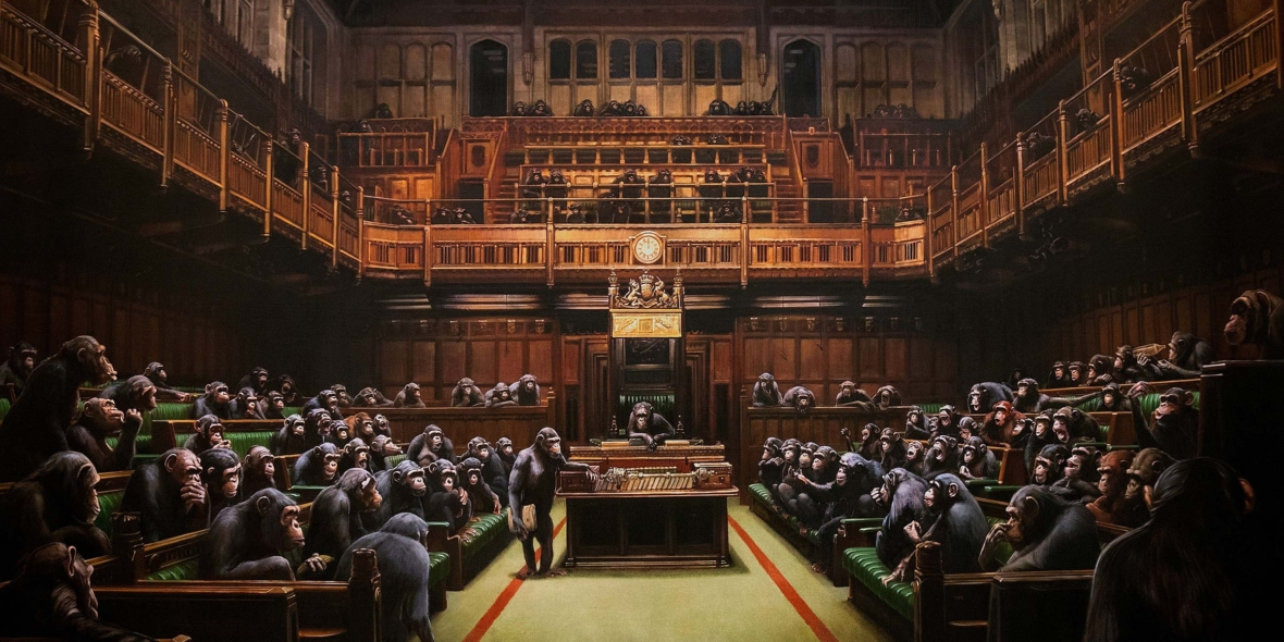 banksy-devolved-parliament
