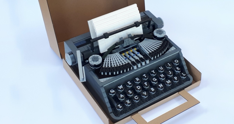 lego-typewriter