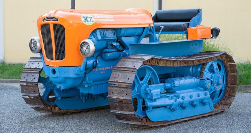 lambo-traktor