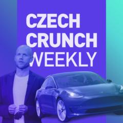 CzechCrunch Weekly #3 – Tesla za půl milionu, zakladatel Spotify dá do startupů miliardu a online supermarket COOPu