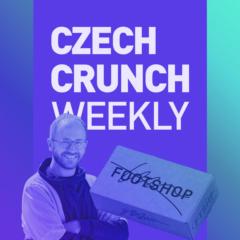 CzechCrunch Weekly #10 – Covid Portál od Česko.Digital, Credo investuje do dobra a kontroverzní logo Footshopu