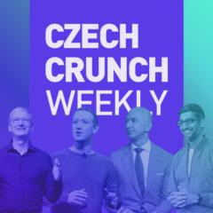 CzechCrunch Weekly #8 – Rekordní čtvrtletí technologických firem, oblečení na Alze a prodej Mobilního rozhlasu