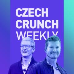CzechCrunch Weekly #32 – Obří růst Applu, Rockaway hlásí 800% zhodnocení blockchainového fondu a Dedoles vyrostl na 1,3 miliardy