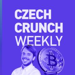 CzechCrunch Weekly #38 – PPF, Rockaway a Křetínský s Tkáčem na nákupech, Natland posiluje v módě a Bitcoin zákonným platidlem v Salvadoru