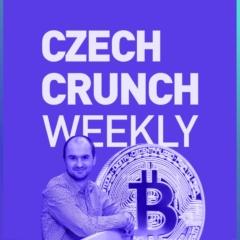 CzechCrunch Weekly #40 – Čína zaklekává na těžaře kryptoměn, Moneta a Air Bank se zatím nespojí a Seznam.cz nadále roste