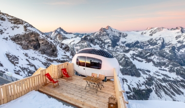 Ecocapsule švýcarsko