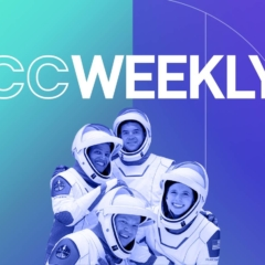 CC Weekly: Přelomová vesmírná mise, nové iPhony a Bonami expanduje do dalších zemí