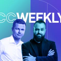 CC Weekly: Martin Vohánka míří na londýnskou burzu, tvůrce StandaShow spouští Talk TV a celofiremní dovolené