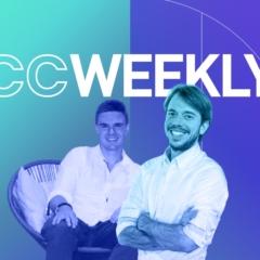 CC Weekly: Čínský realitní gigant znervózňuje trhy, Rockaway spouští nový fond a český startup modernizuje pohřebnictví