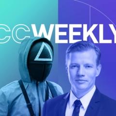 CC Weekly: Hra na oliheň boří Netflix, krach Bohemia Energy a The Ocean Cleanup čistí oceány